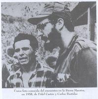 Bastidas y Fidel